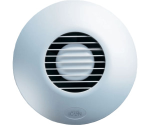 Airflow iCon15 iCon 15 Lüfter Badlüfter mit automatischem Iris Verschluss mit