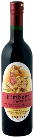 Sonnentor Himbeer-Sirup 0,5l