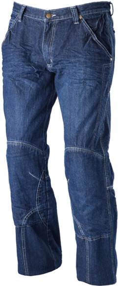 Modeka Denver II Jeans blau
