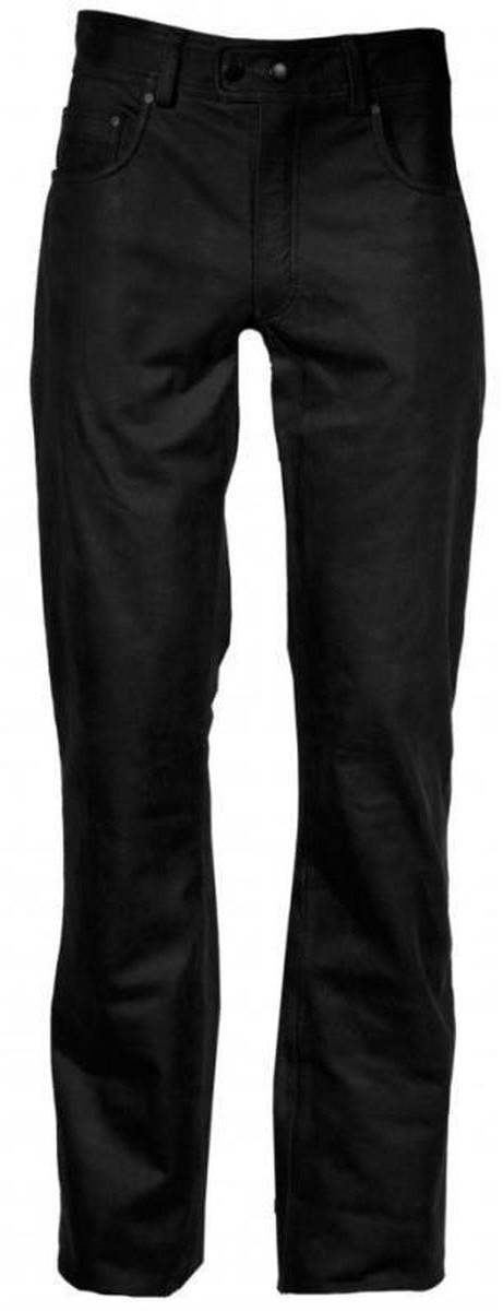 Modeka Stemp Jeans schwarz
