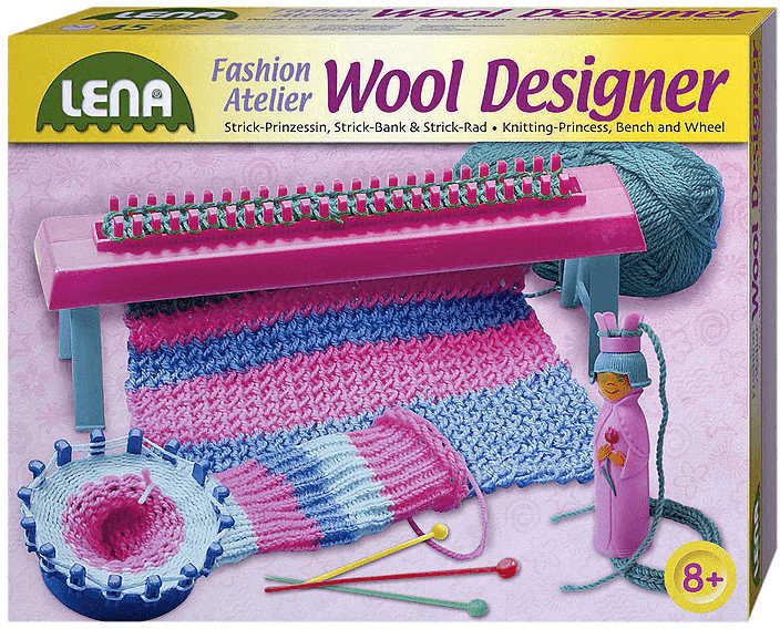 Lena Fashion Atelier Wool Designer (42003)