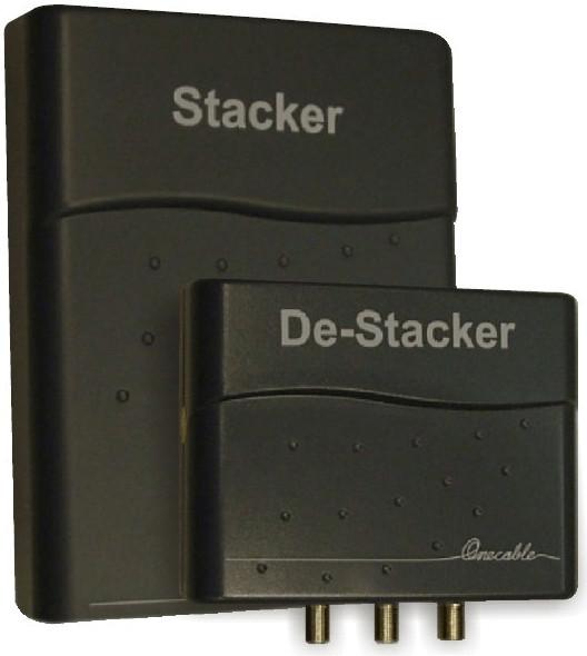Image of Invacom DiSEqC Stacker De-Stacker
