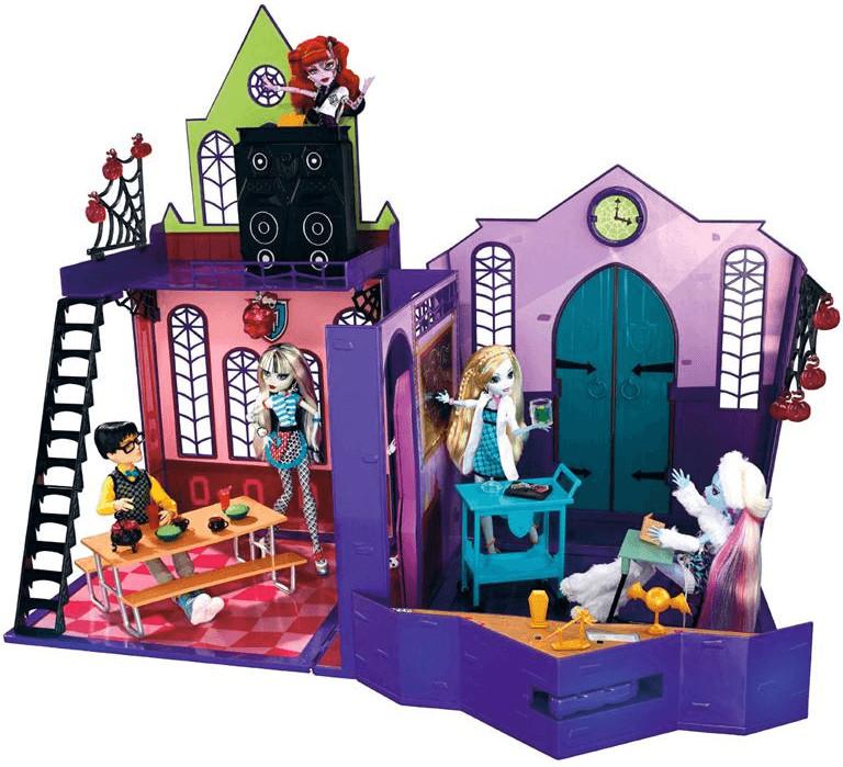 Mattel Monster High Schule (X3711)