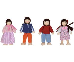 Eichhorn Doll House Family