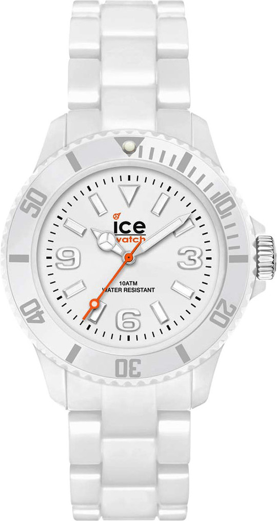 Ice Watch Solid white / Unisex (SD.WE.U.P.12)