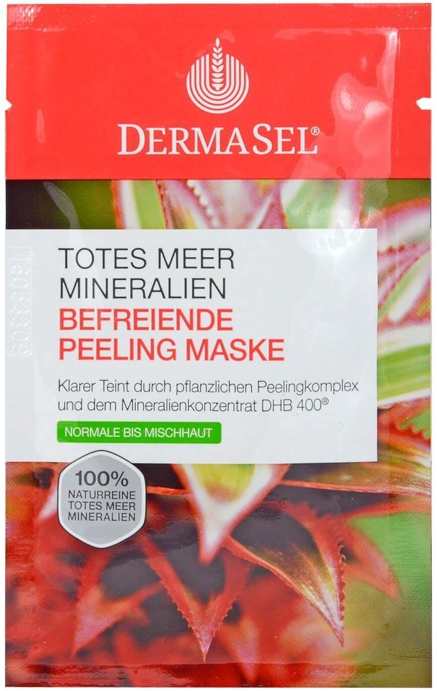 DermaSel Totes Meer Maske Peeling (12ml)