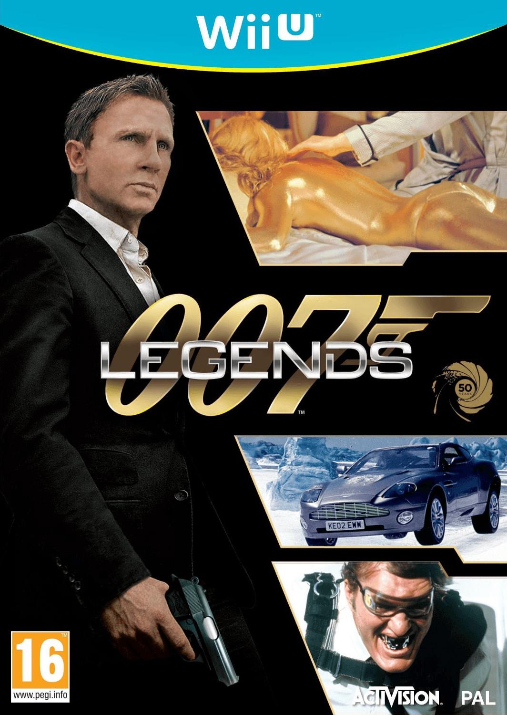 Image of 007: Legends (Wii U)