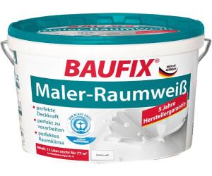 Baufix Maler Raumweiss 11 L