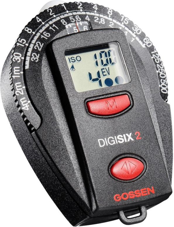 Image of Gossen Digisix 2