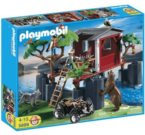 Playmobil Baumhaus (5899)