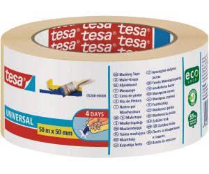 Bevorzugt Tesa Maler-Krepp Universal ecoLogo 50m x 50mm ab 3,63 AE75