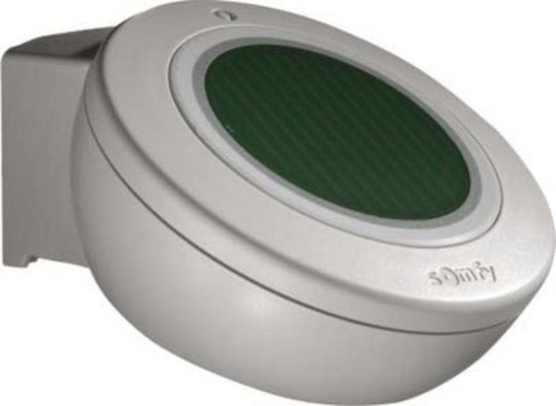 SOMFY 9016345 Regensensor Ondeis mit integrierter selbstregelder Heizung