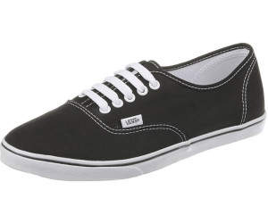vans authentic schwarz
