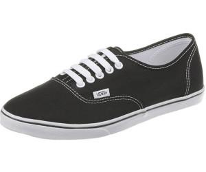 Vans Authentic Lo Pro black/true white