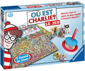 Où est Charlie ? Le jeu (französisch)