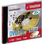Image of Imation DVD+R