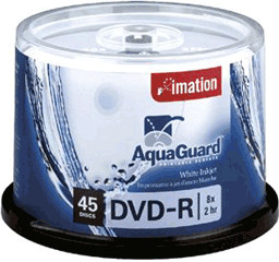 Image of Imation DVD-R printable