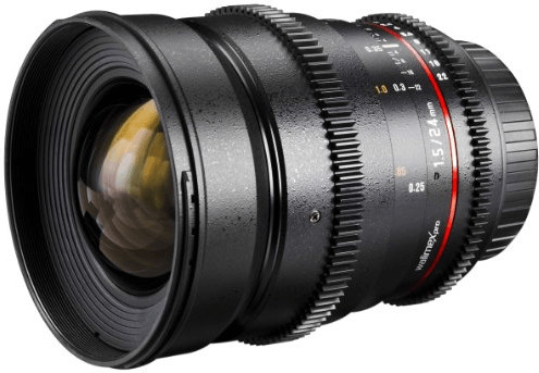 Walimex Pro 24 mm f1.5 VDSLR [Canon]