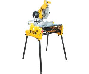 Dewalt dw743n 240 230v au meilleur prix sur - Top craft scie circulaire table ...