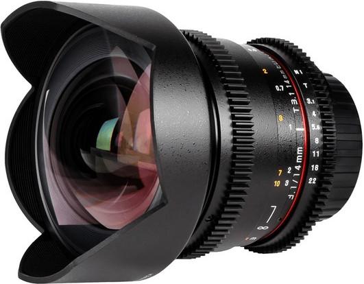 Samyang 14mm T3.1 ED AS IF UMC VDSLR [Canon]