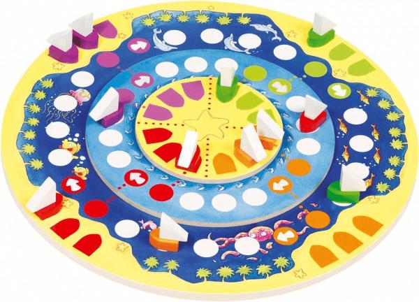 Goki Brettspiel Schatzinsel
