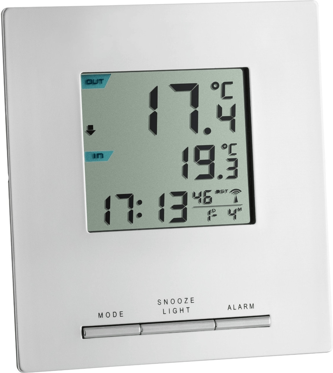 TFA Dostmann Funk-Thermometer SELECT mit Temper...