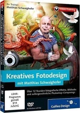 Rheinwerk Verlag Design Video-Training Kreative...