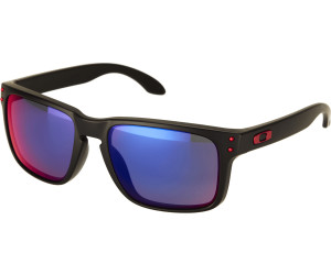 c0f3a9c8dc Buy Oakley Holbrook OO9102-36 (matte black positive red iridium ...