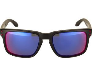 eb197992749 Buy Oakley Holbrook OO9102-36 (matte black positive red iridium ...