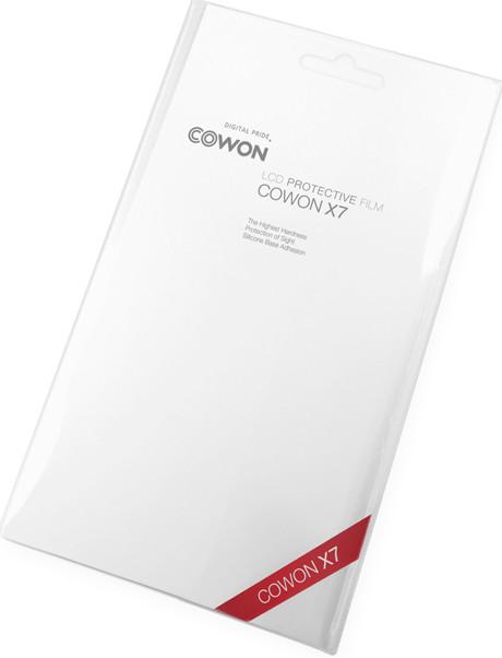 Cowon LCD Schützfolie (Cowon X7)