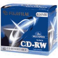 Image of Fuji Magnetics CD-R printable
