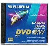 Image of Fuji Magnetics DVD+RW