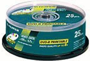 Image of Fuji Magnetics DVD-R printable