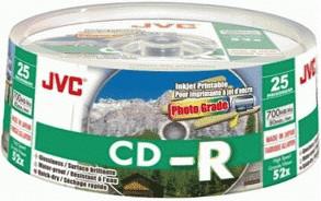 JVC CD-R bedruckbar