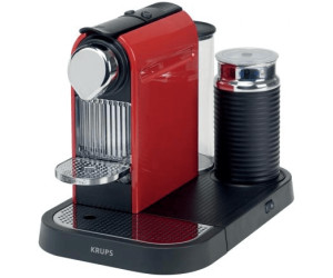 buy krups nespresso new citiz milk from compare prices on. Black Bedroom Furniture Sets. Home Design Ideas