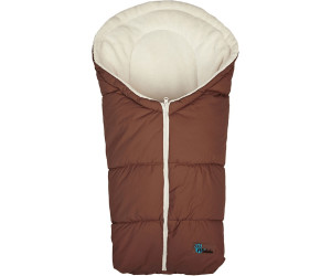 Alta Bebe Winter Footmuff Climaguard Line brown