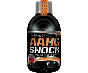 BioTech USA AAKG Shock 500ml