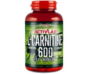 Activlab L-Carnitine 600 135 Caps