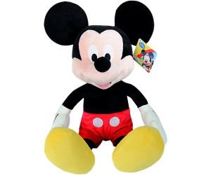 simba peluche mickey mouse 80 cm au meilleur prix sur. Black Bedroom Furniture Sets. Home Design Ideas