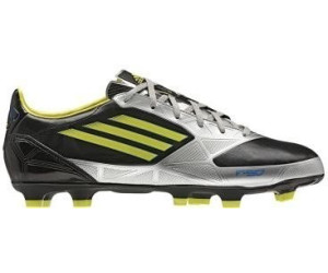 adidas Bota F30 TRX FG Messi Running white-Black-Solar slime Talla 10 UK bdVQrDN
