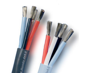 Supra Cables Rondo 4x4.0 LS-Kabel 4 x 4mm² (Meterware)