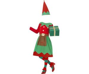 Smiffy 39 s disfraz de duende navide o ni a desde 22 50 - Disfraz navideno nina ...