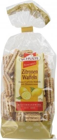 Schulte Zitronen Waffeln (175 g)