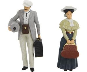 Preiser Paar auf Reisen (45052)
