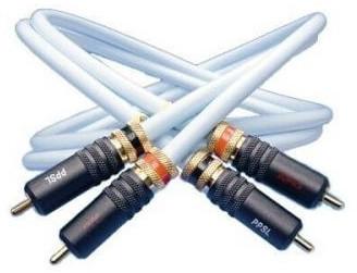 Supra Cables EFF-ISL Cinch Kabel (2m)