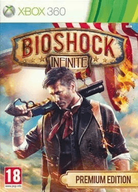 BioShock: Infinite - Premium Edition (Xbox 360)