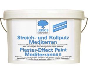 Leinos Streichputz und Rollputz Mediterran 680 10 l