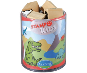 Image of AladinE Dinosaur Rubber Stamp