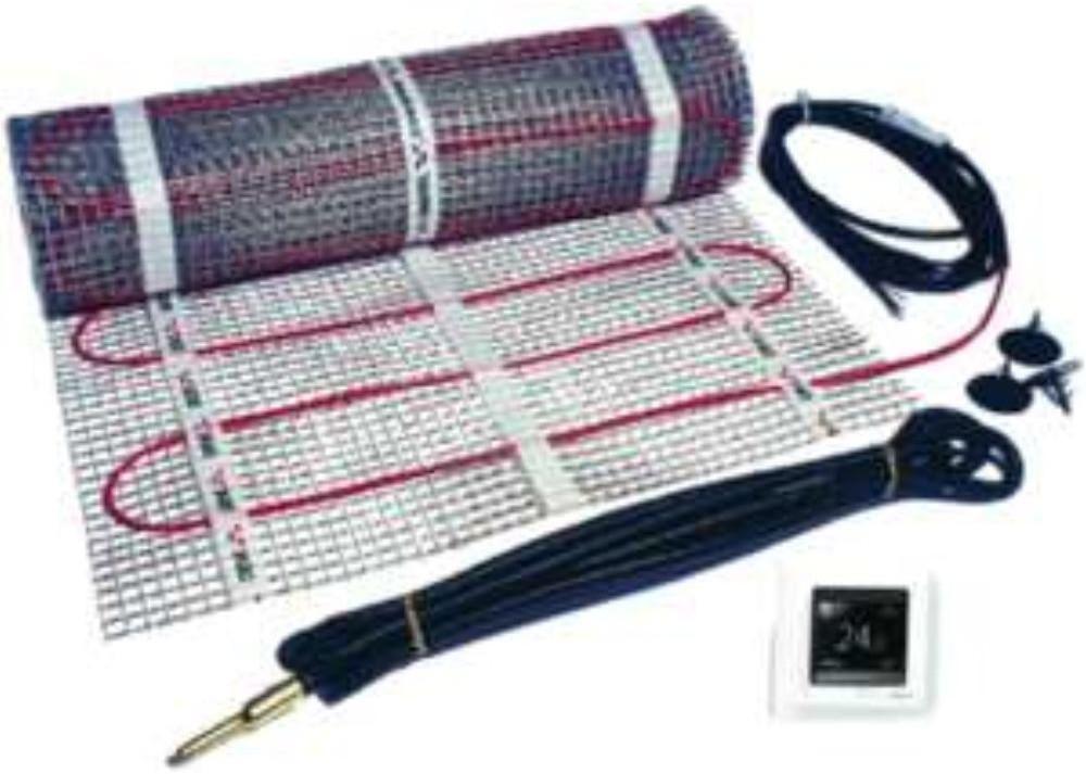 Devi Dünnbett-Set mit DEVIreg Touch 1-150 (150 ...