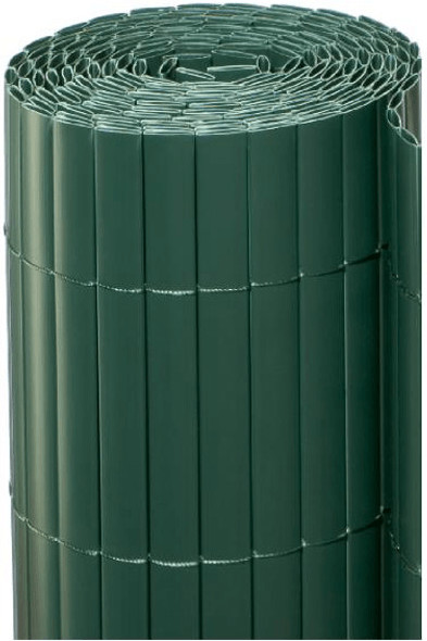 Noor Sichtschutzmatte PVC 100 x 300 cm grün